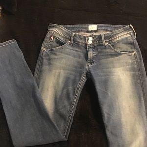 Hudson  skinny jeans size 28